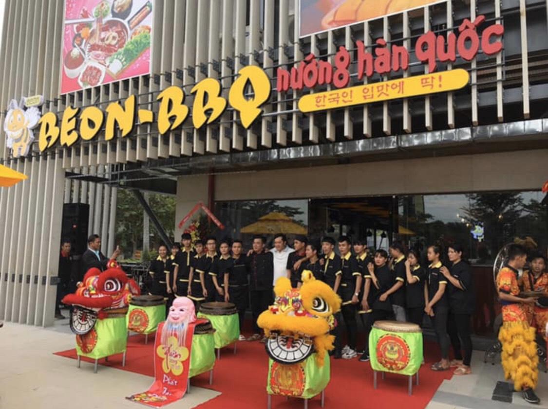 Nhà hàng nướng Hàn Quốc Beon BBQ
