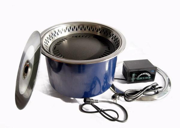Image result for bếp nướng than hoa không khói hàn quốc